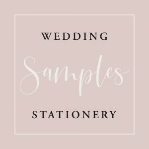 jellypress wedding stationery samples