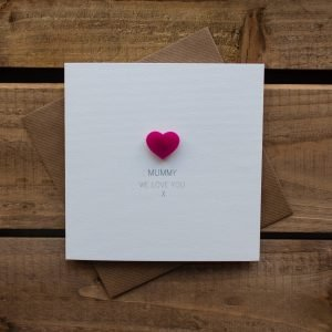 Mother's Day Magnetic Keepsake Cards