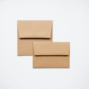 luxury Harvest envelopes